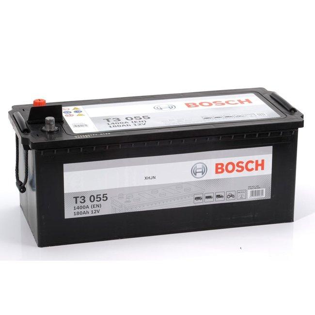 Bosch T3 055 12V 180Ah Heavy Duty Start Accu