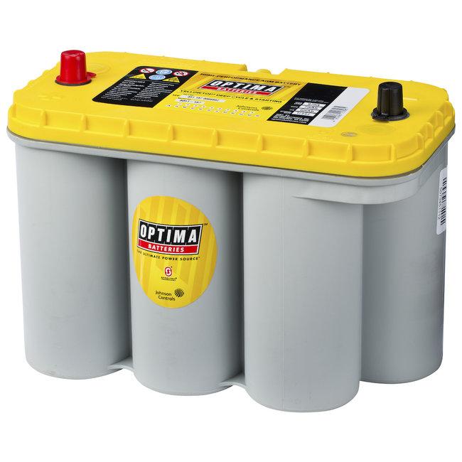 Optima Yellow Top YT S 5.5 12V 75Ah Dual Purpose Accu