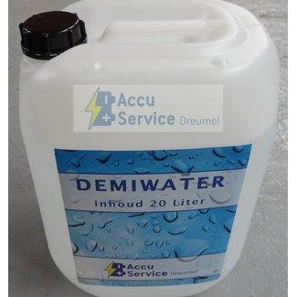 Demiwater 20 liter