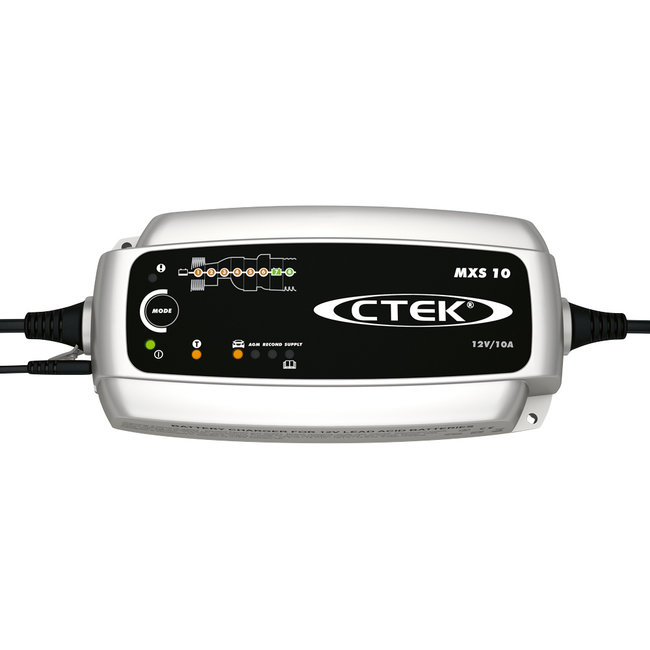 CTEK MXS 10 12V acculader