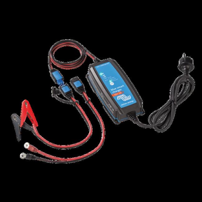 Victron Blue Smart IP65 Acculader 12/5(1) 230V CEE 7/17