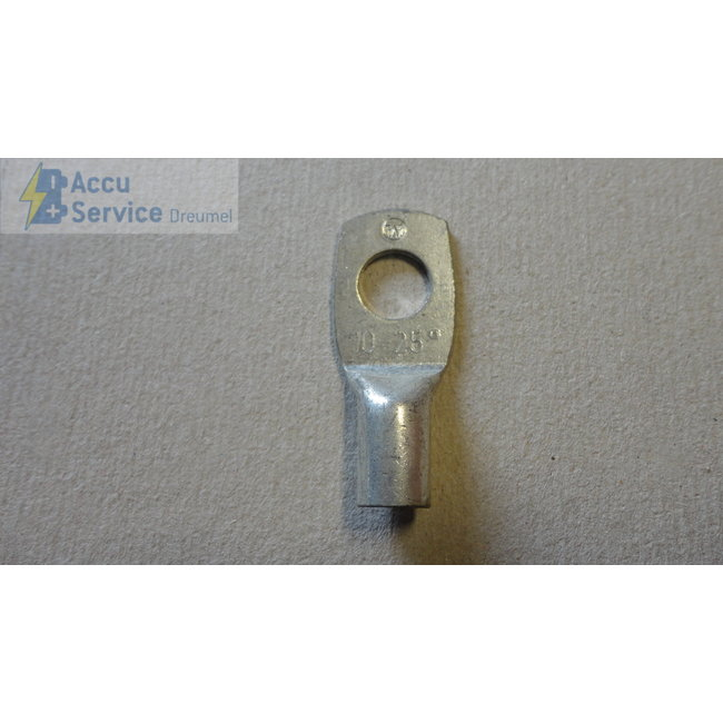 Intercable Kabelschoen 25 mm² met M10 oog