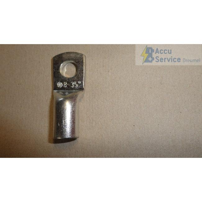 Intercable Kabelschoen 35 mm² met M8 oog