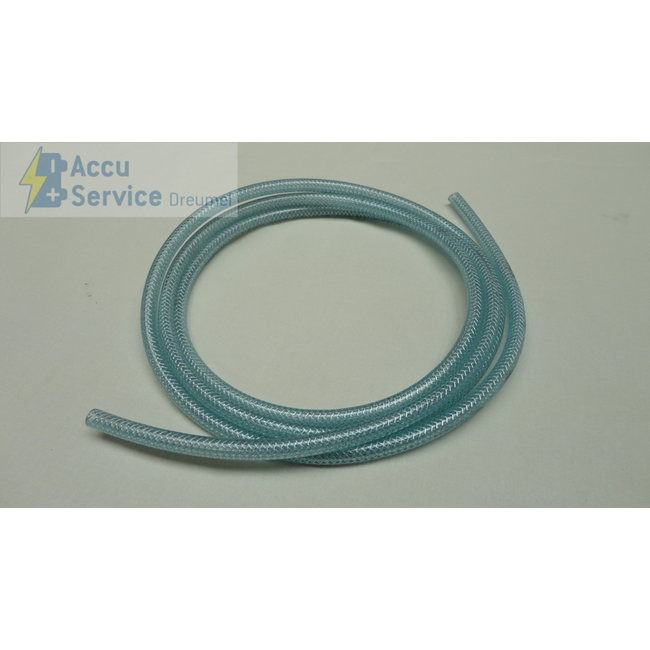 BFS Gewapende PVC Slang 6 x 12 mm