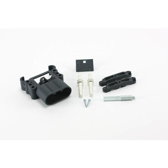 REMA 95029-01 Euro 160 A Stekker - 16mm² - male (lader/truck)
