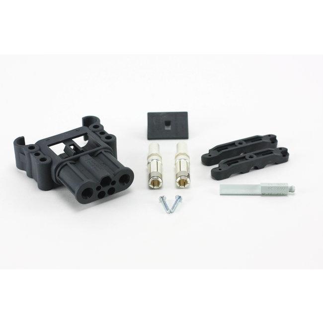 REMA 95007-08 Euro 160 A Stekker - 25mm² - female (batterij)