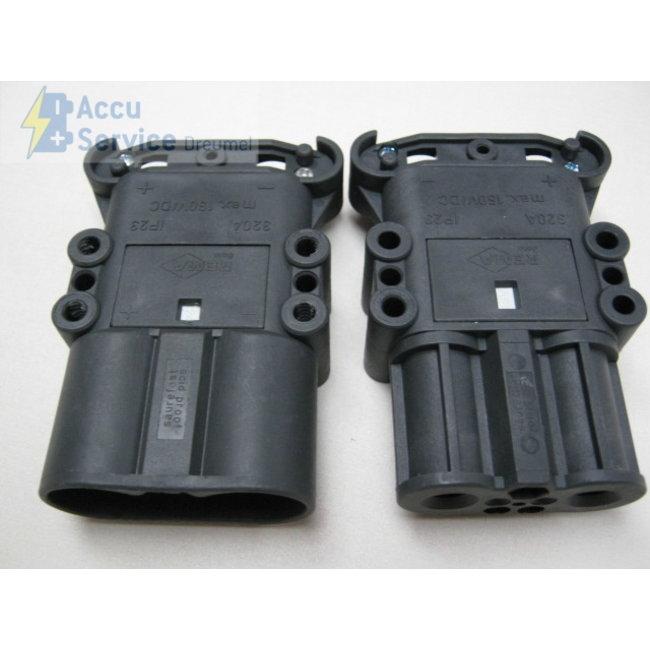 REMA 95950-10 Euro 640 A Stekker - 120mm² - female (batterij)