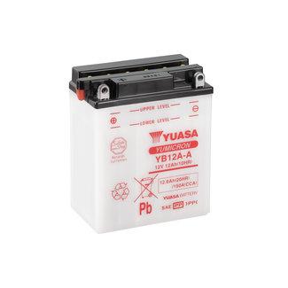 Yuasa YB12A-A 12V 12Ah Motor Accu