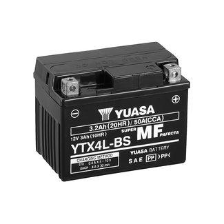 Yuasa YTX4L-BS Accu