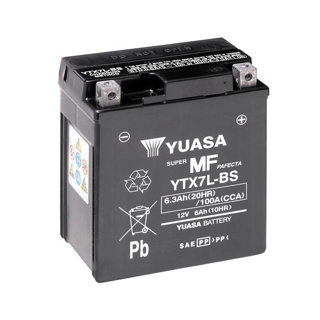 Yuasa YTX7L-BS Accu