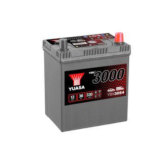 Yuasa YBX3054 12V 36Ah 330A SMF Accu