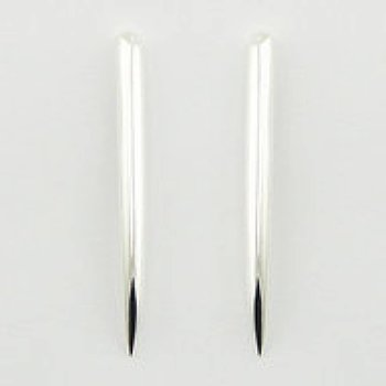Mooie zilveren oorbellen