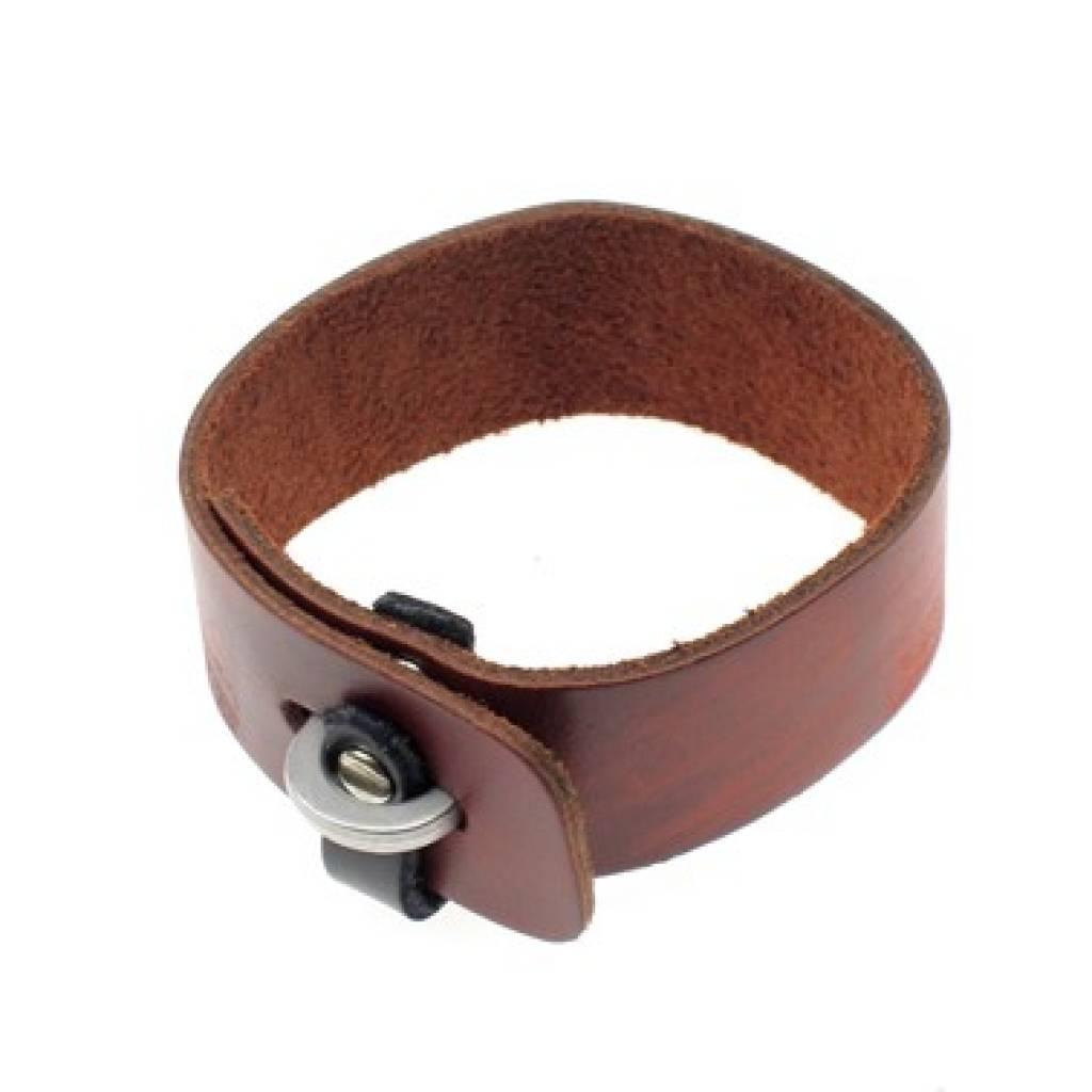 Bijoux just a touch Trendy leren armband Antema aparte
