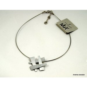 Culture Mix Moderne ketting van Culture Mix
