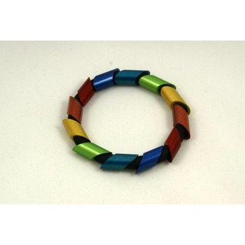 Tjongejonge Kleurrijke armband