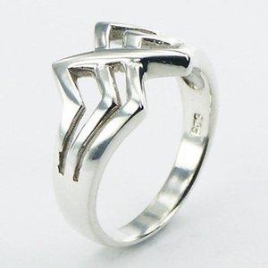 Speciale zilveren ring