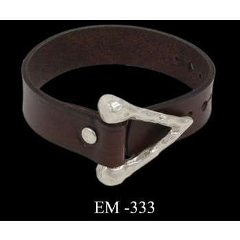 Osmanli Taki Leuke leren armband