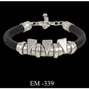 Osmanli Taki Bijzondere leren armband