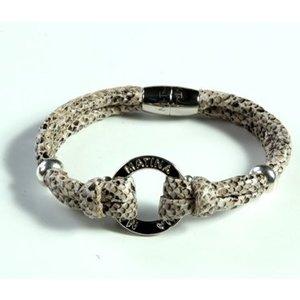 Ma Tina Design leren armband