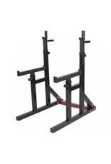 Gorilla Sports Multi Squat rack
