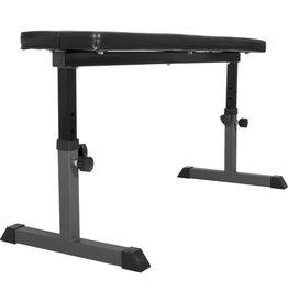 Gyronetics Vlakke Fitnessbank verstelbaar- belastbaarheid 200 kg