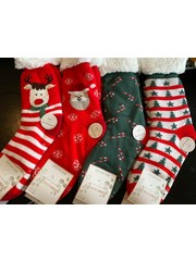 Stapp Horse Homesocks Christmas