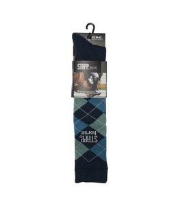 Stapp Horse Knee socks Stapp Horse CHECK
