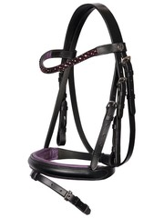 Harry's Horse Bridle Diva Purple