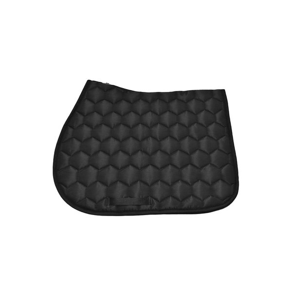 Harcour Harcour Green Saddle pad without logo