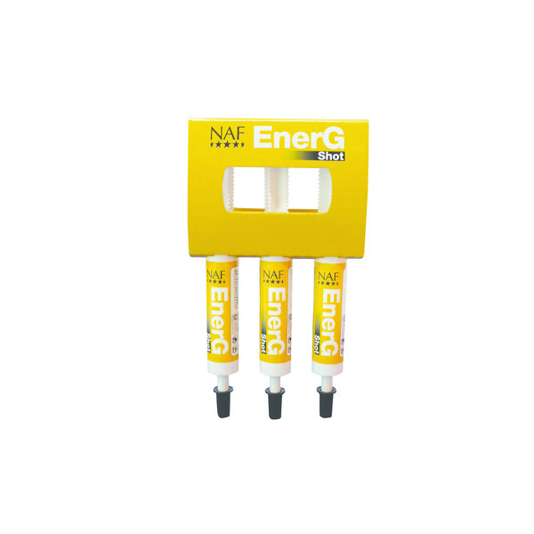 NAF EnerG Shot 3x30ml