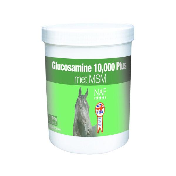 NAF Glucosamine 10,000 Plus 900g