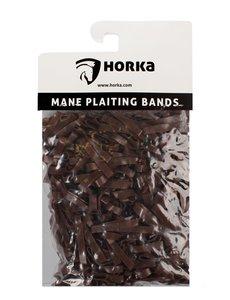 Horka Plaiting Rubber Bands Wide