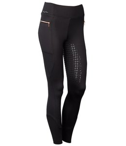 Harry's Horse Riding Breeches Equitights Denici Cavalli Rosegold full grip