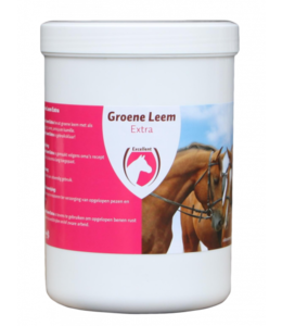 Excellent Horse Groene Leem Extra 1 kg