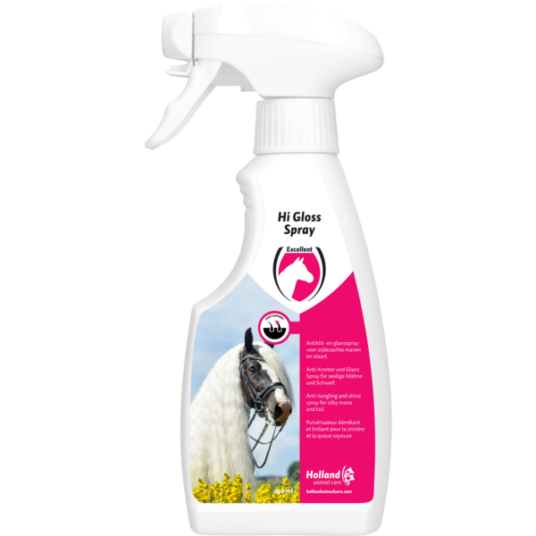 Excellent Horse Hi Gloss Spray 250 ml