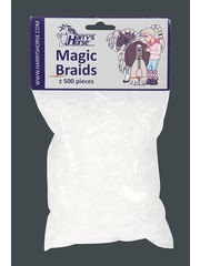 Harry's Horse Magic braids, Transparent