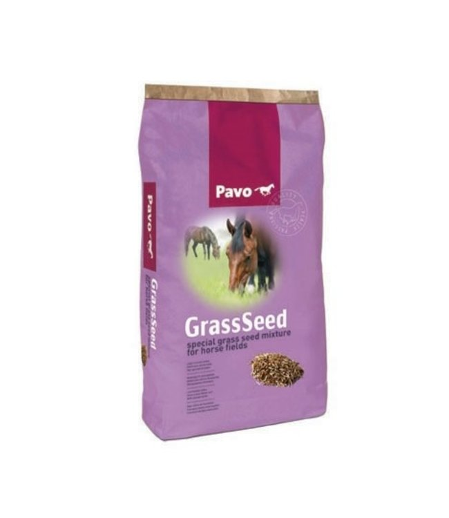 Pavo Horse grass seed