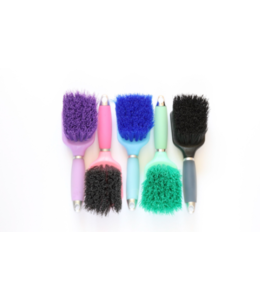 HB Ruitersport Soft Gel Hard Brush