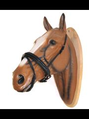HB Ruitersport Luxurious wide crank noseband