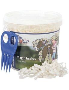 Harry's Horse Magic braids, pot