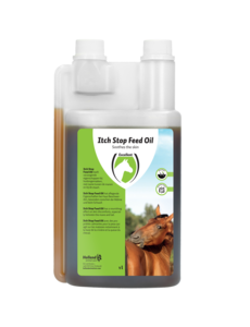 Excellent Horse Itch Stop Feed Oil