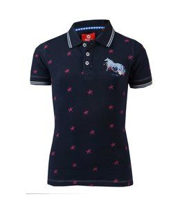 Red Horse Polo Shirt Venice