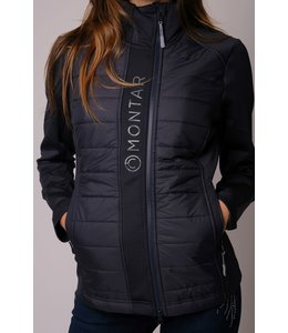 Montar Emma quilt body jacket