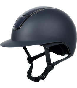 Harry's Horse Safety helmet, Mont Blanc glossy