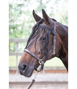 Harry's Horse Fly browband black
