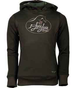 Harry's Horse Hoodie LouLou Cardiff