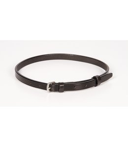 Harry's Horse Buckle strap leather, black