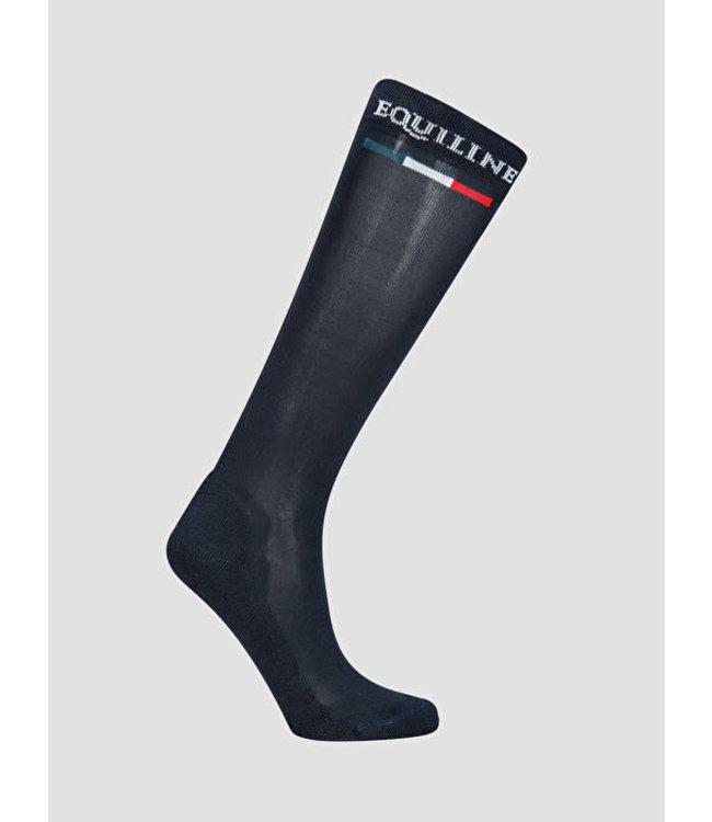 Equiline Rijsokken Silver Plus Light - Technische Polypropyleen sokken behandeld met zilverionen ag+