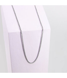 Ponytail & co Necklace with balls link