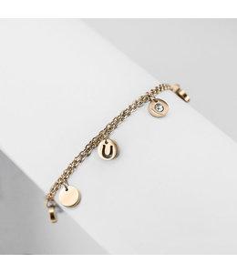 Ponytail & co Bracelet with mini charms